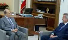 التقرير اليومي 19/7/2018: سلامة من بعبدا: المصارف اللبنانية تنمو بنسبة 5% سنوياً وفق النمط المالي