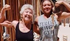"""جدة تخسر 30 كيلوغرام من وزنها بسبب """"آيفون"""""""