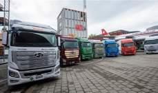 """""""هيونداي"""" تصدر 64 ألف شاحنة تعمل بالهيدروجين في 2030"""