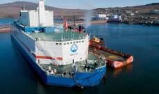 """روسيا: مفاعل """"أكاديميك لومونوسوف"""" النووي العائم بدأ بتوليد الكهرباء"""