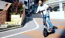 """""""LOM"""" سكوتر كهربائي يوفر التنقل اليومي الصديق للبيئة"""