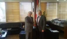 تعاون لبنان إسباني...مدريد مهتمة بالإستثمار في المناطق الصناعية