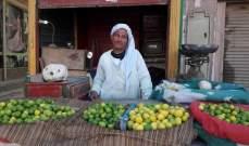 """مصر.. الخوف من """"كورونا"""" يرفع الطلب والسعرعلى الليمون"""