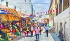 إستقرار التضخم في تونس للشهر الثالث على التوالي عند 4.9%