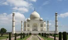 """الهند تعيد فتح تاج محل أمام الزوار على الرغم من تزايد الإصابات بـ""""كورونا"""""""