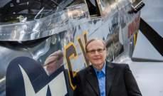 """الطائرة الروسية """"ميغ29""""لمؤسس """"مايكروسوفت"""" بول ألين معروضة للبيع"""