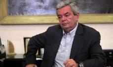 """الأشقر لـ """"الإقتصاد"""": فرص الإستثمار لرجال الأعمال الروس في لبنان كبيرة"""