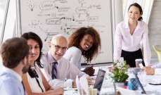 دراسة: 5% فقط من السيدات يشغلن المناصب القيادية في شركات أوروبا
