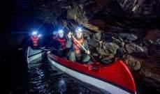 مغامرة على عمق 283 مترا...هل تذهب في هذه الرحلة السياحية؟
