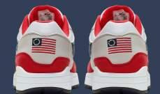 """2000 دولار سعر حذاء """"Betsy Ross"""" من """"Nike"""""""