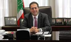 شقير: اتمنى ان تحذوا الدول العربية الاخرى حذو قطر وتقدم المساعدات للبنان