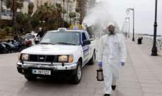 """وزارة الصحة: 15 وفاة و1754 إصابة جديدة بـ""""كورونا"""""""