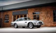 """سيارة """"جيمس بوند"""" بيعت في مزاد بقيمة 6.4 مليون دولار"""