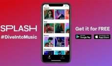 """تطبيق """"Splash"""" أداة مجانية لإنتاج الموسيقى"""