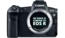 """Canon"" تعلن نيتها إطلاق كاميرا كاملة الإطار تلتقط فيديو ""8K"""