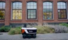 """عربات آلية من """"يانكدس"""" لتوصيل وجبات المطاعم الساخنة في موسكو"""