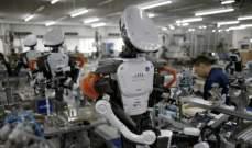 19 % من المصانع الكبيرة في ألمانيا تستخدم الروبوتات في الإنتاج