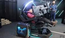 """""""إيسر"""" تطلق كرسيّ الألعاب """"بريداتور ثرونوس"""" إقليمياً لأول مرة في دبي"""