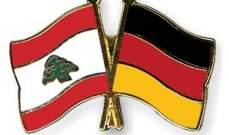 ألمانيا تعتزم تقديم مساعدات إلى لبنان