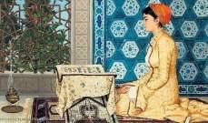 """6.3 مليون جنيه إسترليني: سعر لوحة  """"قارئة القرآن"""""""
