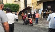 العسكريون المتقاعدون في طرابلس يعتصمون إحتجاجاً على الأوضاع الإقتصادية