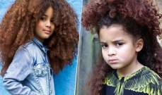 """طفل يحصد أكثر من280ألف متابع على """"انستغرام""""بسبب شعره"""