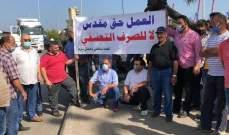 لجنة سائقي ومالكي الشاحنات: لوقف التصاريح للعمال غير اللبنانيّين