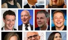 القادة الـ10 الأكثر إلهاما في عالم التكنولوجيا!
