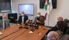 """حسن يرفع توصية للجنة """"كورونا"""" الحكومية بالإقفال التام لمدة أسبوعين"""