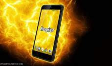 """""""إنرجايزر"""" تعتزم اطلاق هاتف يحتوي أكبر بطارية على الإطلاق"""