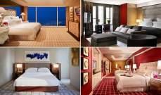 """بالصور: """"فوربس"""" تكشف عن أفضل غرف الفنادق في العالم لعام 2019"""
