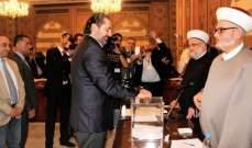 الحريري من دار الفتوى: ستُقرّ الموازنة وسيتبعها سيلٌ من الإصلاحات