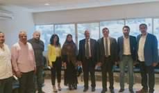 نجار: مطار بيروت الدولي سيفتح أبوابه مبدئيًا اوائل شهر تموز المقبل