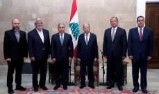 الرئيس عون يبحث سبل تنشيط القطاع السياحي والإجراءات التي ستتخذ قبيل فصل الصيف
