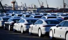 مبيعات السيارات في أوروبا تهبط خلال تشرين الأول بفعل قانون الانبعاثات