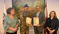 الجامعة اللبنانية توقع إتفاقية تعاون مع جامعة ميسّينا الإيطالية