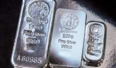 أسعار الفضة تقفز نحو 10% بفعل فورة تعاملات الأفراد