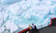 """""""سي دريم"""" تسعى لإطلاق رحلات بحرية في القطب الشمالي للمرة الأولى عام 2022"""