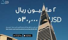 """تطبيق """"أجير"""" يحصل على استثمار بقيمة 2 مليون ريال سعودي"""