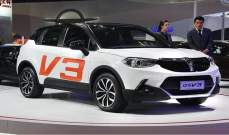"""سيارة """"كروس"""" تظهر في سوق السيارات الروسية"""