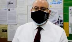 الأبيض: مقارنة مع الهند الوضع الحالي للمناعة ضد الوباء في لبنان ليس أفضل