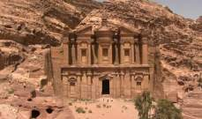 """مدينة """"بترا"""" الاردنية تحتفل بزائرها المليون لعام 2019"""