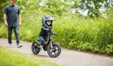 """""""هارلي ديفيدسون"""" تكشف عن دراجات كهربائية للأطفال"""