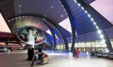 مطار دبيسيخضع كل القادمين من الصين للفحص الحراري