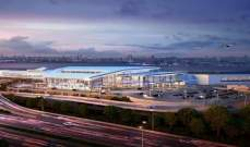 """إفتتاح صالة جديدة بتكلفة تناهز 4 مليارات في مطار """"لاغوارديا"""""""