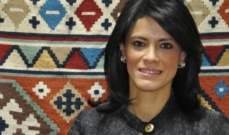 وزيرة السياحة المصرية: وضعنا برنامجاً إصلاحياً كاملا للقطاع السياحي