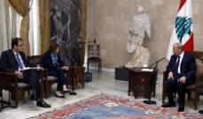 وزيرة الجيوش الفرنسية: الرئيس ماكرون ومنذ اللحظة الأولى سعى إلى إرسال المساعدات إلى لبنان
