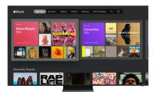 """Apple Music"" تطلق قناة لمقاطع الفيديو الموسيقية"