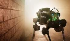 الصين تطور روبوت رباعي الأرجل قادر على الجري وصعود الأدراج