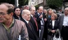 لجان المستأجرين في بيروت والمناطق تدعو الى اعتصام امام بيت الوسط في 7 آذار الجاري